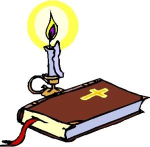 Candle bible