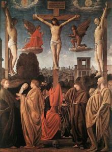 Crucifixion-Renaissance-Oil-Painting
