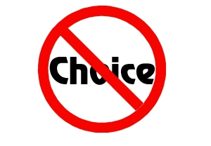 no choice