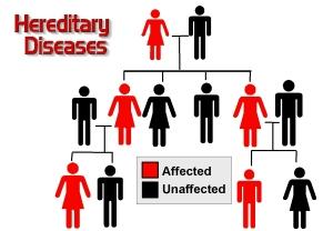hereditary diseases
