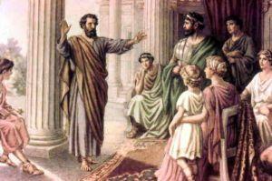 Peter with Cornelius Acts102448