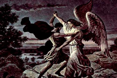 Judaism prophets 10_commandments |Jacob Wrestles With God Meaning