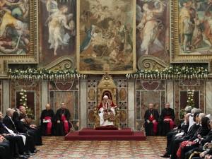 vatican pomp